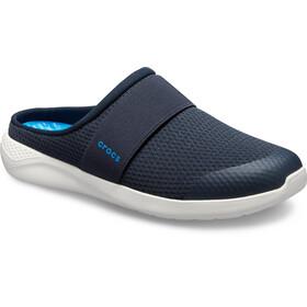 Crocs LiteRide - Sandales Homme - bleu/blanc